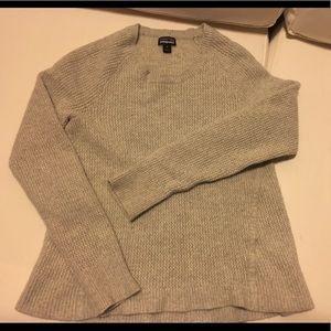 Patagonia Cashmere Crewneck Sweater 2018 Season